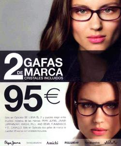 Gafas de Marca par Mujer